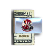 Washington Redskins Pewter Emblem Money Clip