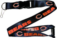 Chicago Bears Lanyard Keychain