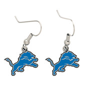 Detroit Lions Dangle Earrings NFL