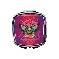 Free Spirit Tattoo Compact Mirror