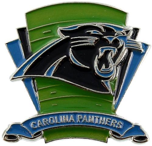 6acbe5ffa14 Carolina Panthers Logo Field Lapel Pin - Sunset Key Chains