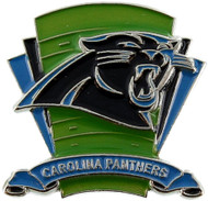 Carolina Panthers Logo Field Lapel Pin