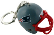 New England Patriots Helmet Keychain