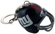 New York Giants Helmet Keychain