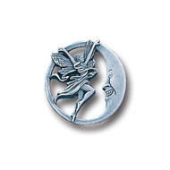 Fairy Moon Lapel Pin