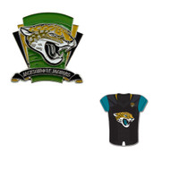 Jacksonville Jaguars Logo Field Pin and Jersey Pin