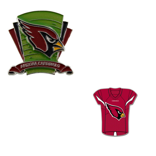 Arizona Cardinals Logo Field Pin and Jersey Pin