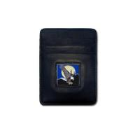 Flying Eagle Leather Money Clip Cardholder