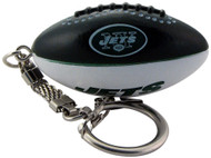 New York Jets Football Keychain