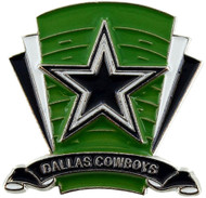 Dallas Cowboys Logo Field Lapel Pin