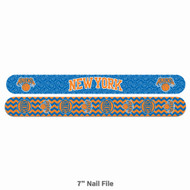 New York Knicks Nail File