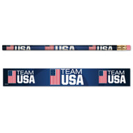 Team USA Pencils - Pack of Six (6)