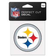 "Pittsburgh Steelers 4""x4"" Decal"