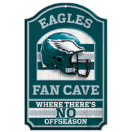 Philadelphia Eagles Wooden Sign