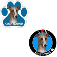 Bundle: Two (2) Greyhound Magnets