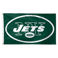 New York Jets Flag Large 3' x 5'