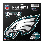 "Philadelphia Eagles 11""x11"" Car Magnet Set"