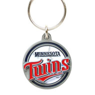 Minnesota Twins Team Logo Key Chain