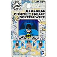 Batman Reusable Phone/Tablet Screen Wipe