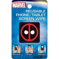Deadpool Logo Reusable Phone/Tablet Screen Wipe