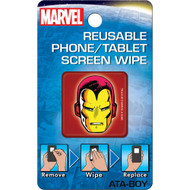 Iron Man Reusable Phone/Tablet Screen Wipe