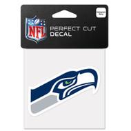 "Seattle Seahawks 4""x4"" Team Logo Decal"
