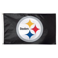 Pittsburgh Steelers Flag Large 3' x 5'