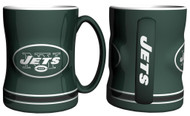 New York Jets Relief Coffee Mug
