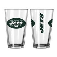 New York Jets Gameday Pint Glass