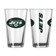 New York Jets Gameday Pint Glass