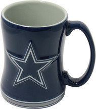 Dallas Cowboys Relief Coffee Mug