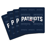 New England Patriots Neoprene Coasters (4 Pack)
