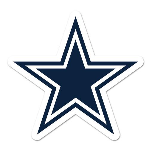 Dallas Cowboys Logo on the GoGo