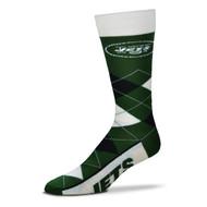 New York Jets Argyle Socks