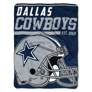 "Dallas Cowboys 45""x60"" Super Plush Fleece Blanket"