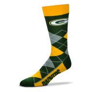 Green Bay Packers Argyle Socks