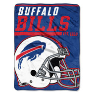 "Buffalo Bills 45""x60"" Super Plush Fleece Blanket"