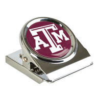 Texas A&M University Metal Magnet Clip