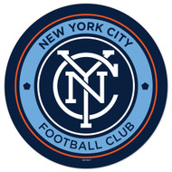 New York City FC Logo on the GoGo