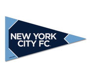 New York City FC Felt Pennant Magnet