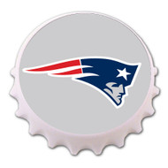 New England Patriots Bottle Cap Magnet Bottle Opener