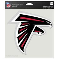 "Atlanta Falcons 8""x8"" Team Logo Decal"