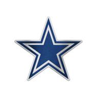 Dallas Cowboys Auto Badge Decal