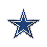 Dallas Cowboys Auto Badge Decal