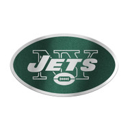 New York Jets Auto Badge Decal