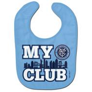 New York City FC My Club Baby Bib