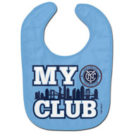 New York City FC My Club Baby Bib