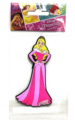 Sleeping Beauty Aurora Soft Touch PVC Magnet