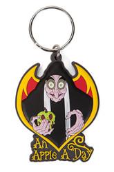 Wicked Witch Soft Touch PVC Keychain