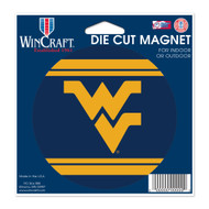 "West Virginia Die Cut Magnet 4.5"" x 6"""